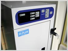 Dr.PLUS(電解中性水生成装置)
